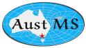 AustMS logo for Melbourne