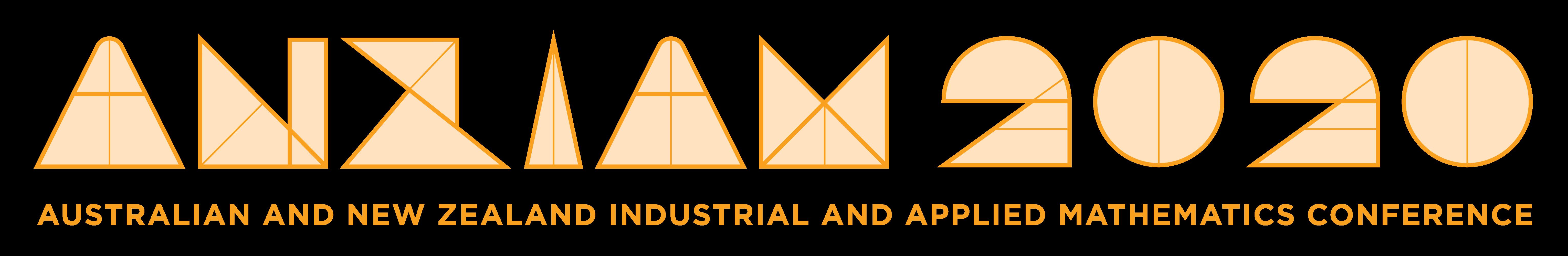ANZIAM 2020 logo