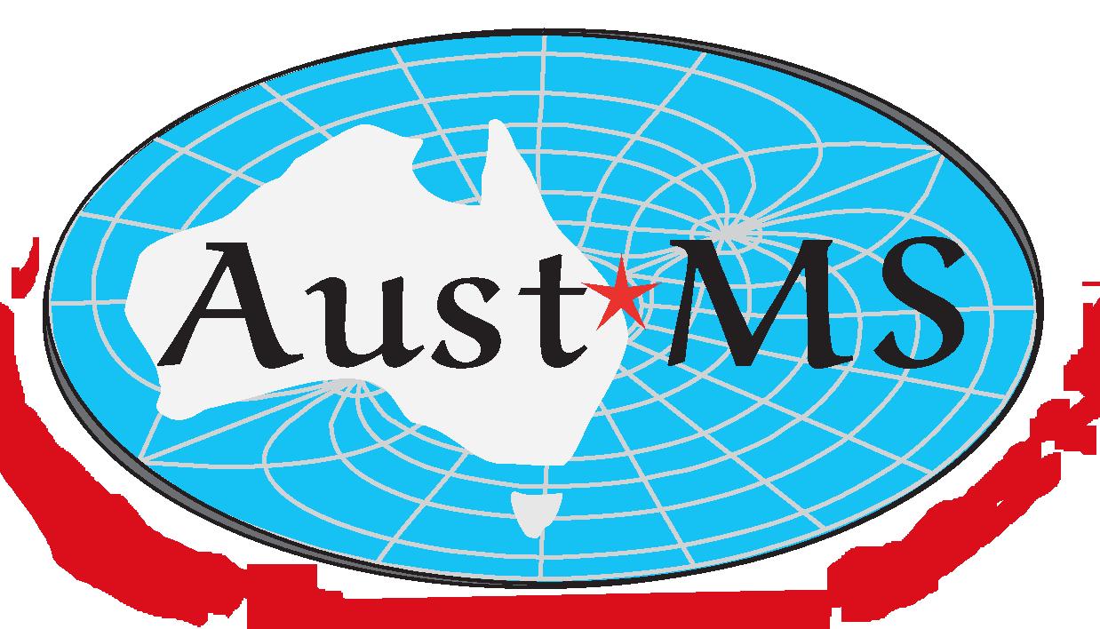 AustMS logo for Brisbane