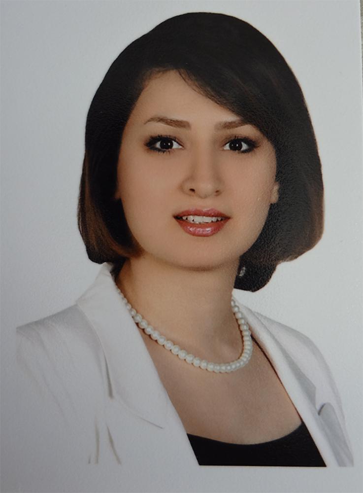 Photo of Narjess Afzaly