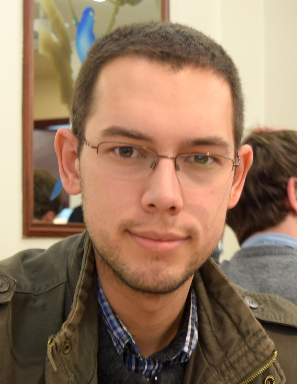 Photo of Alex Amenta