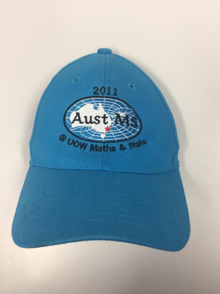 2011 Blue Hat