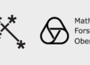 Matrix, MFO and Leibniz association logos