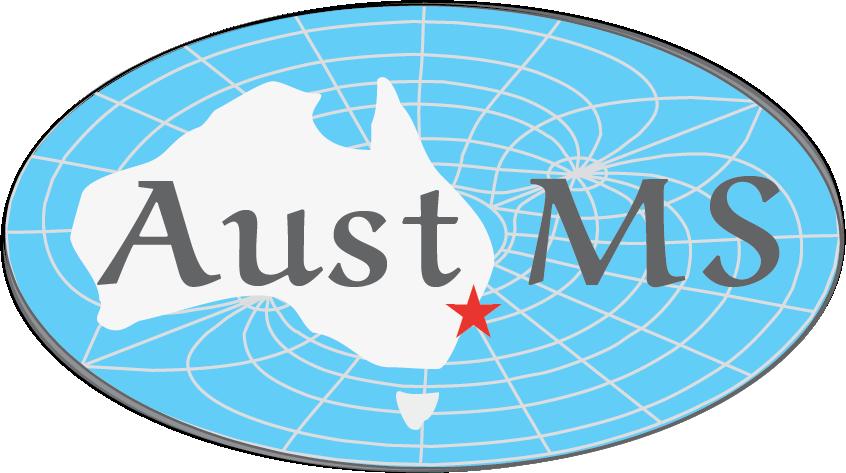 AustMS logo for Newcastle